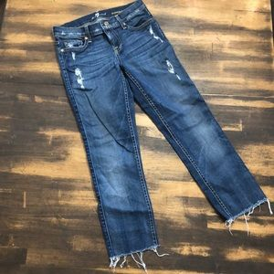7 FAM Roxanne cut off distressed s 26